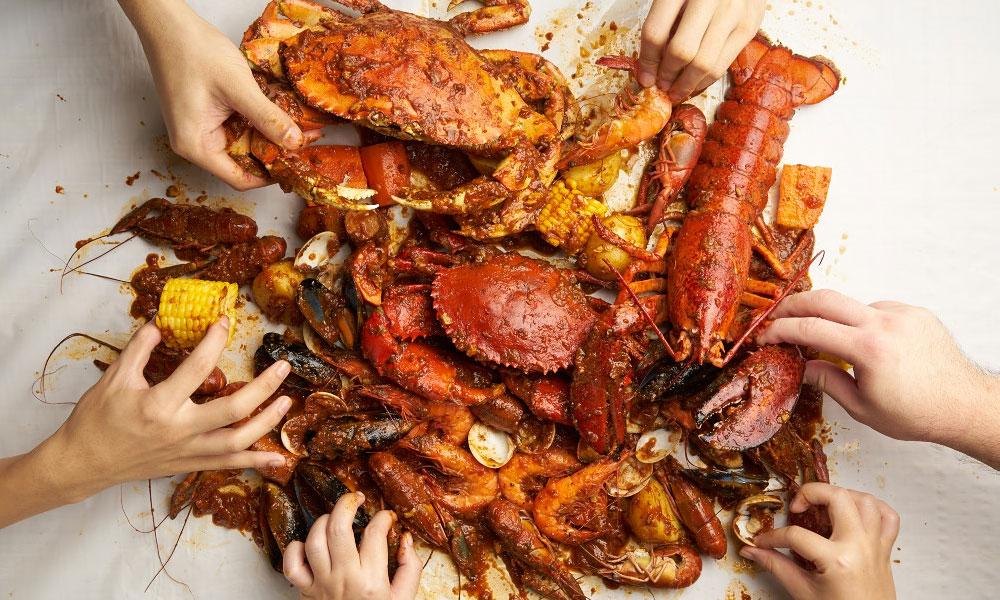 foodpanda Seafood